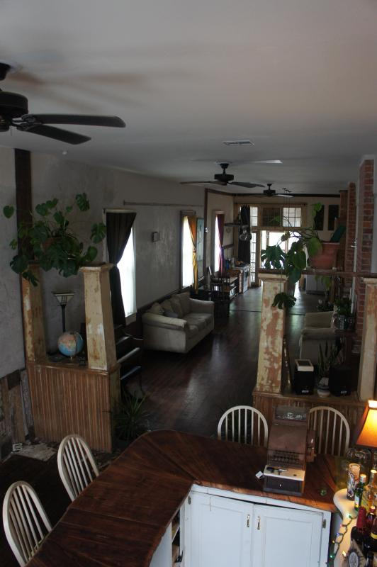 view from the bar - Gorgeous home in the heart of New Orleans - New Orleans - rentals
