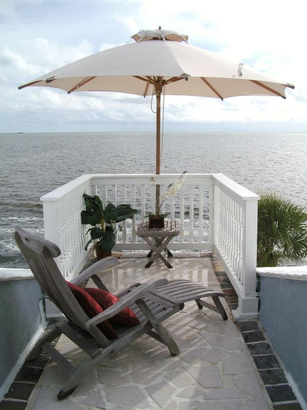 Third Floor over looking the gulf. Watch the dolpins and sun sets. - Some Gulf of Mexico views are better than others. - Hernando - rentals