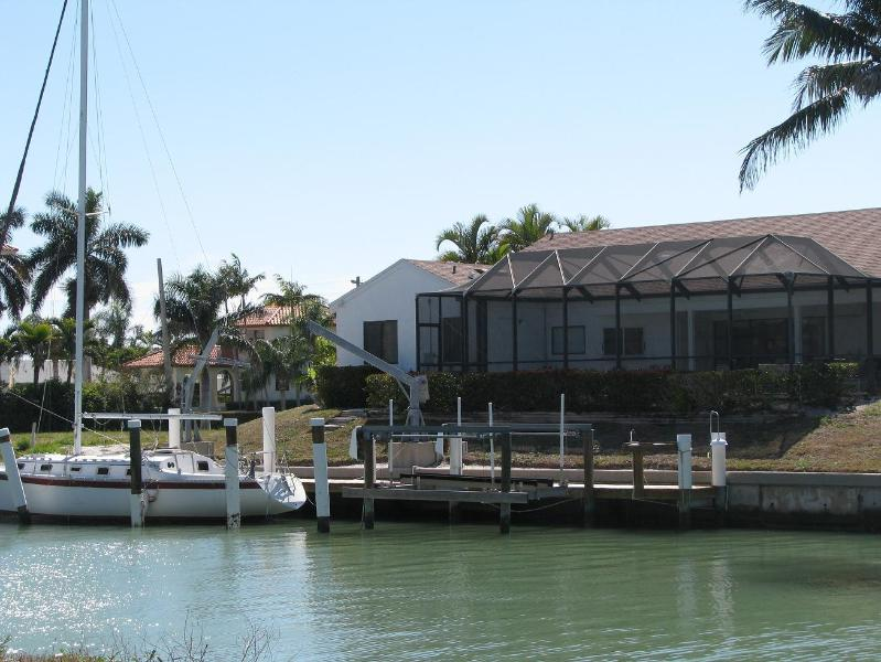 Waterfront home on water - WATERFRONT 3/2 NEAR GULF BOATER & FISHERMAN'S HOME - Marco Island - rentals