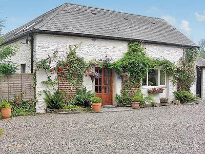 Outside of Penty Cottage - 5 bedroom barn conversion-12miles from coastline - Lampeter - rentals