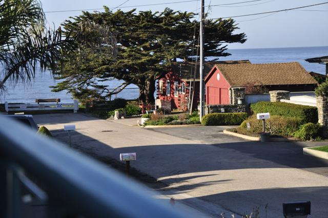View from front deck - Gorgeous Family Beach Home - Ocean Views & Hot Tub - Santa Cruz - rentals