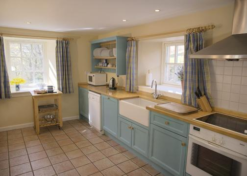 Country kitchen with all the mod-cons - Holiday Cottages near Edinburgh, The Steading - Edinburgh - rentals