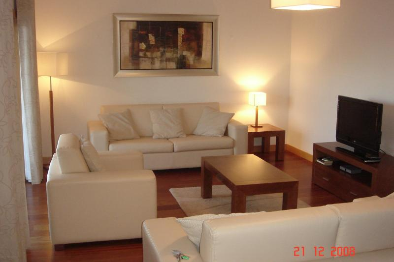 Beautifully Furnished Lounge area - Luxury Penthouse Apartment in Prestigious area - Albufeira - rentals