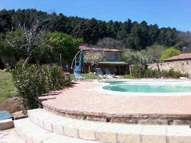 Florence Pisa. Vacation villas with swimming pool. - Image 1 - Chianni - rentals