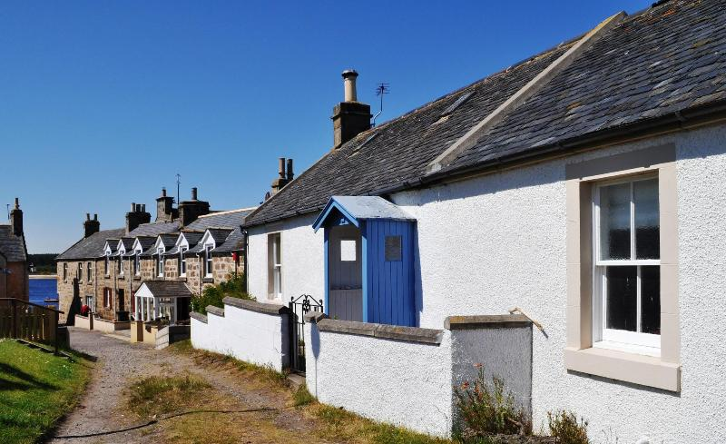 100 Findhorn, Moray, Scotland. Traditional fishermans cottage. - 100 Findhorn, Moray, Scotland. - Forres - rentals