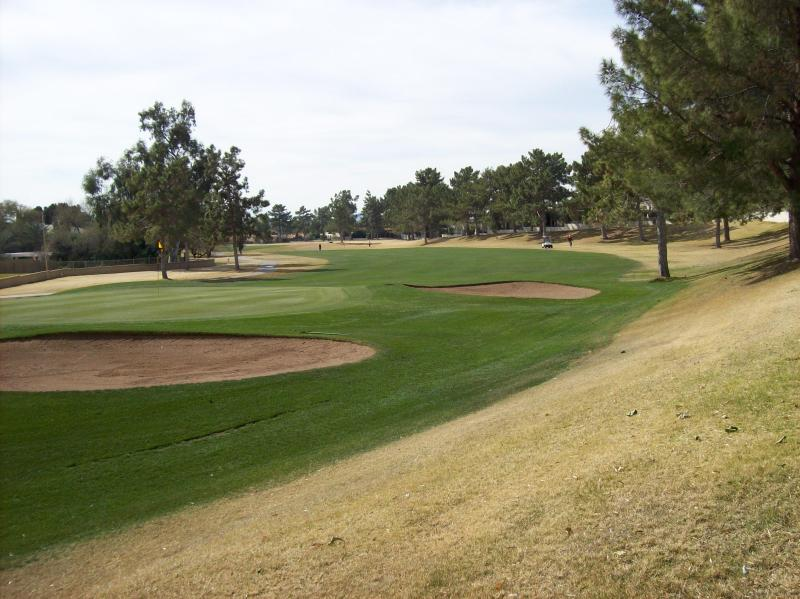 View on Links Golf Course - Biltmore Golf and Resort - Phoenix - rentals