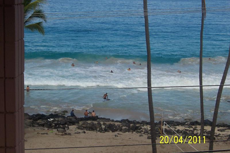 Magic Sands Beach just across the street - White Sands Village 303 - Kailua-Kona - rentals