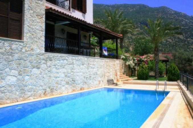 3 Bedroom Boutique villa Sweet Palm, Kalkan Turkey - Image 1 - Kalkan - rentals