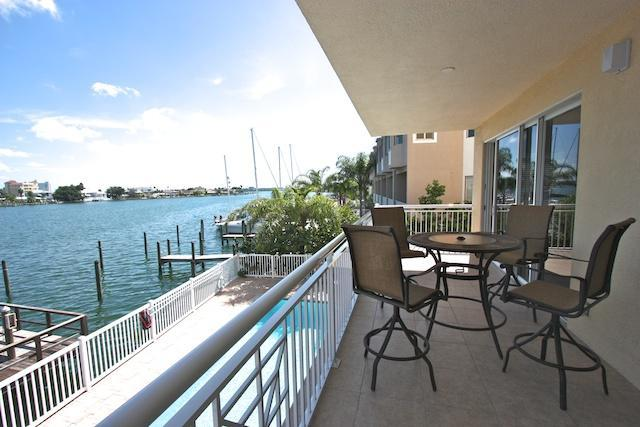 Waterfront Private Balcony - 3 bed, 3 bath Waterfront Paradise Clearwater Beach - Clearwater - rentals