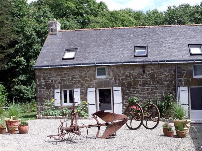 Idylic - Beautiful cottages in the heart of the Brittany - Finistere - rentals