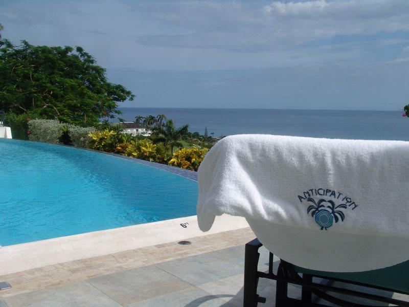 Private Infinity Pool with Spectacular Ocean Views - Anticipation Villa - Luxury Jamaica Villa - Montego Bay - rentals