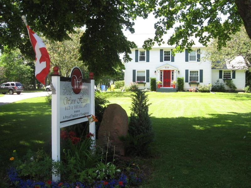 Warn House B&B, A Proud Tradition of Excellence - Warn House Bed and Breakfast, 4 Star Accommodation - Summerside - rentals