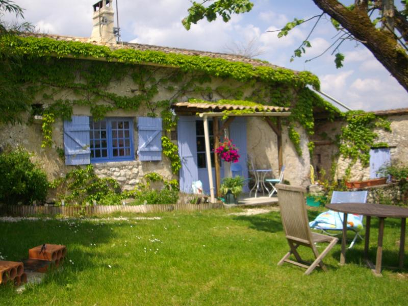 rural cottage south west france - Image 1 - Saint Eutrope de Born - rentals