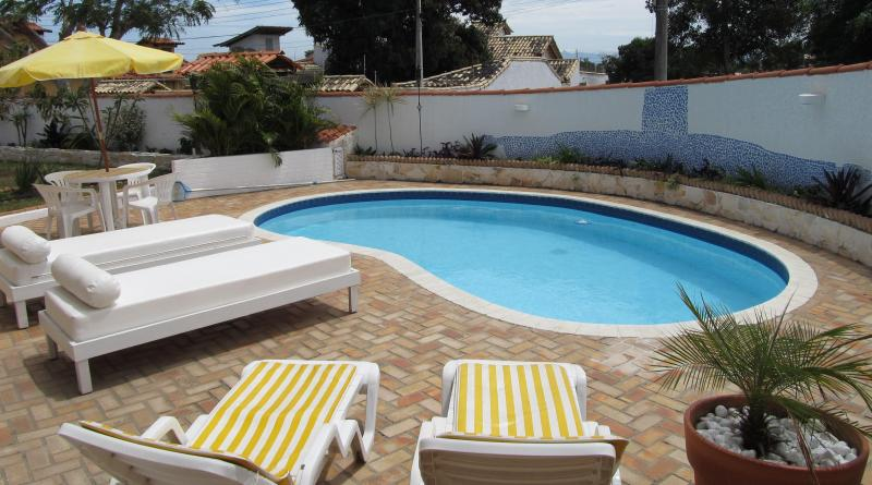 Beautiful Guesthouse in Buzios, Brazil 4 Night Max - Image 1 - Armacao Dos Buzios - rentals