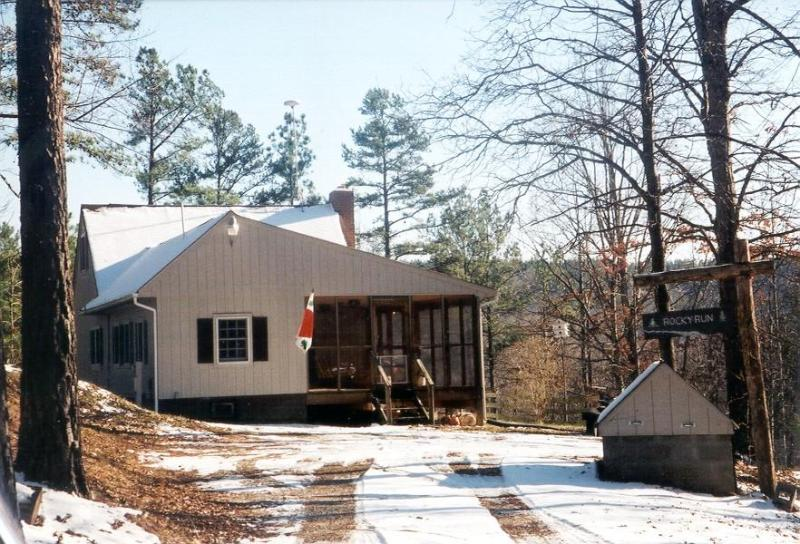 The Approach - Blue Ridge Mountain Cabin - Arrington - rentals