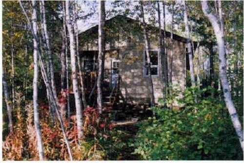 Wellman Lake Lodge Cabin #3 - Image 1 - Manitoba - rentals