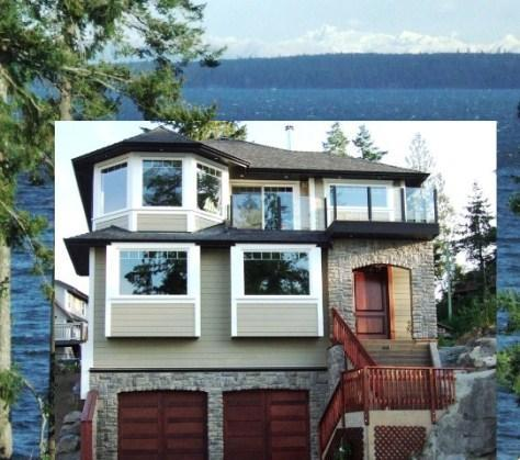 Eagle Rock Vacation Rental - Eagle Rock (Just Steps to the Beach) - Chemainus - rentals