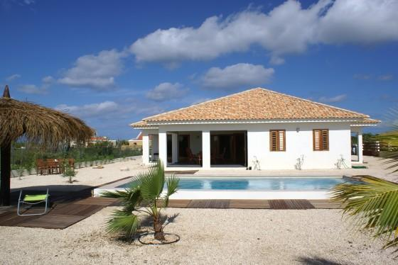 Kas Beyesa, beautiful holiday villa - Beautiful holiday villa + private pool on Bonaire - Bonaire - rentals