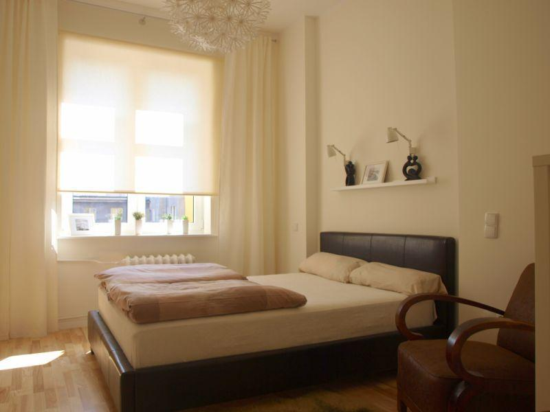 Main Bedroom - Atico - 2 bedroom apartment in the heart of Gdynia - Gdynia - rentals