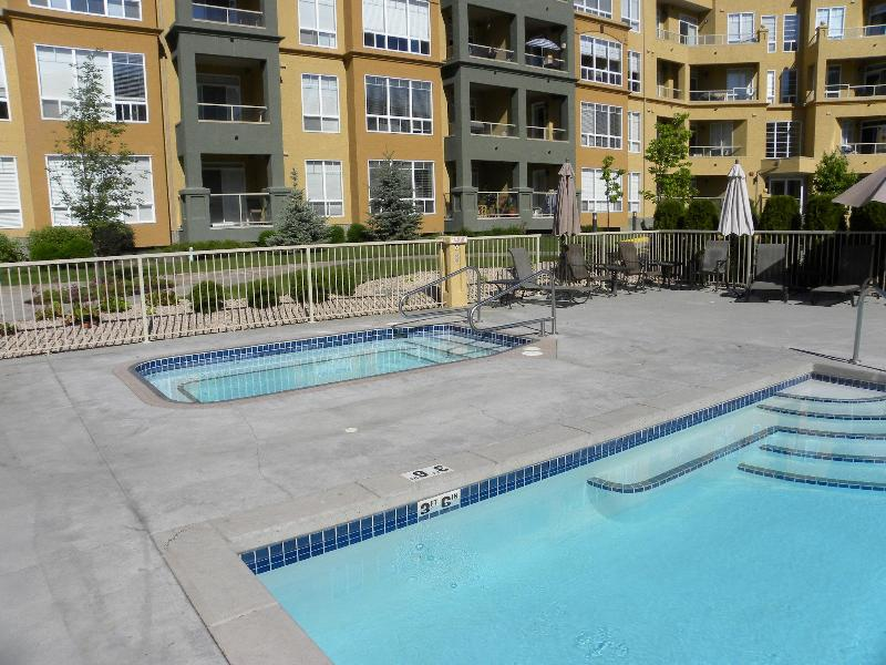 2 Brdm Condo - Pool View - Lake Country - Image 1 - Kelowna - rentals