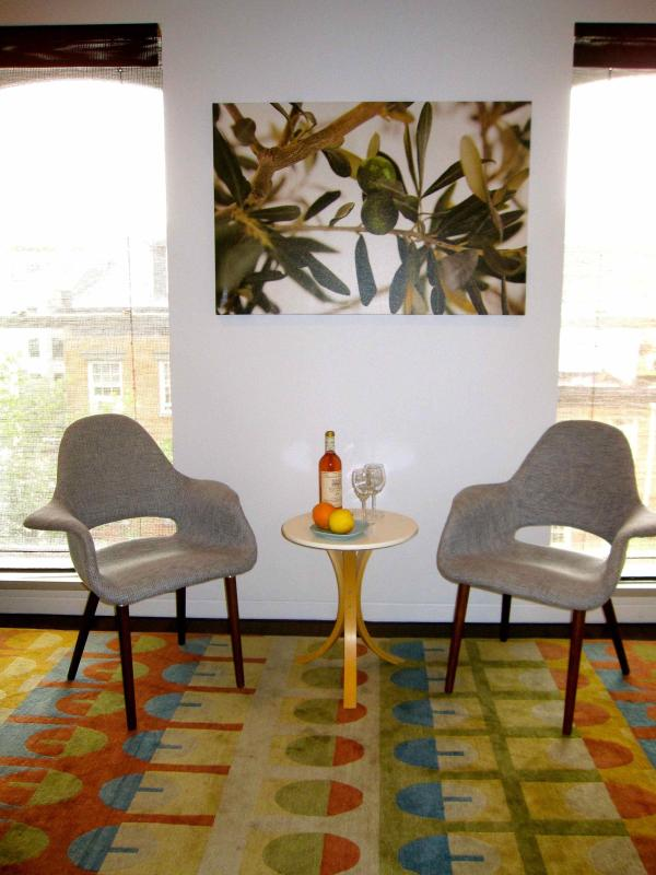 Living Room - Chelsea Studio Apartment near High Line - New York City - rentals
