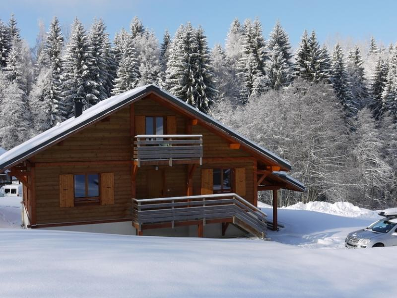 Snow days - Chalet Les Nants - Les Carroz-d'Araches - rentals