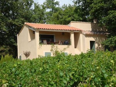 Villa  in the wine yards Vaison la Romaine 0155 - Image 1 - Mazan - rentals
