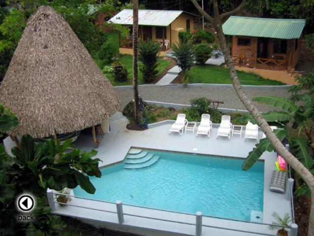Pool/Rancho Area - Coconut Grove Beach House on the South Pacific - Dominical - rentals