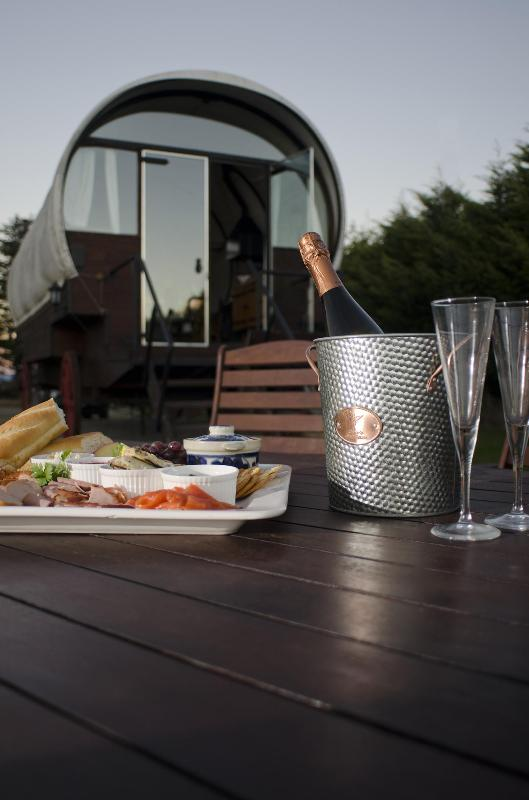 Why not let us cater all your meals? - WagonStays Luxury Escape - Canterbury - rentals