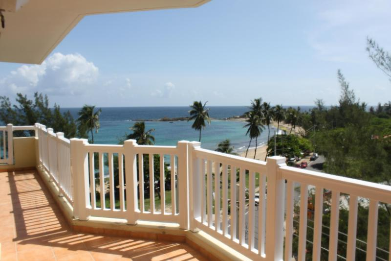 Balcony - Isabela Beach Court, Wireless Internet - Isabela - rentals