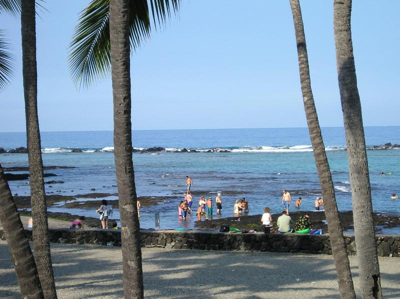 Kahaluu Beach 1 mile from condo - 2 BM/2 Bath White Sands Village - Kailua-Kona - rentals