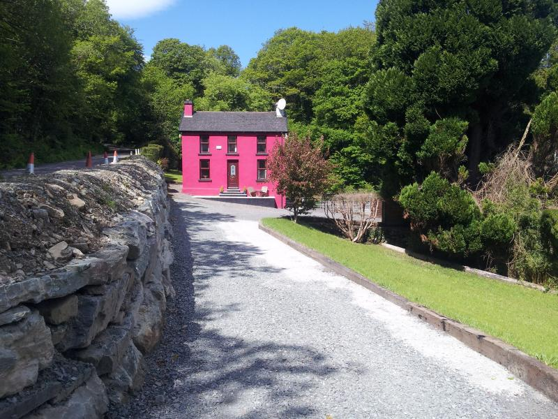 front of house - Cottage Rua - Bantry - rentals