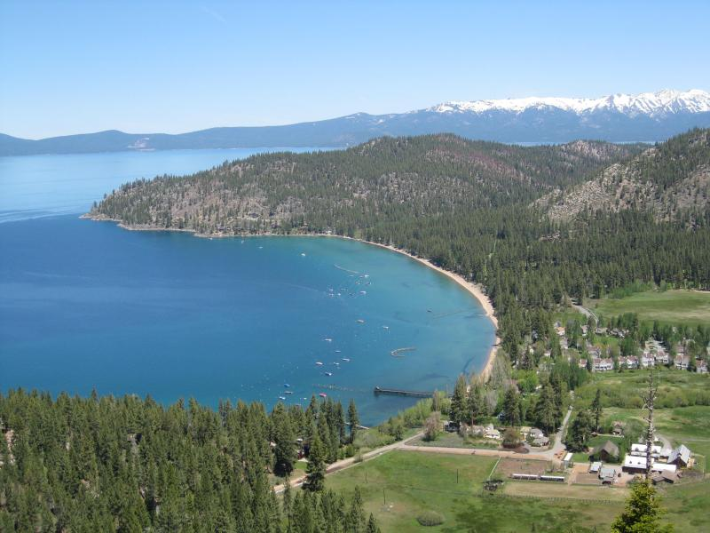 Glenbrook Bay and Community on Lake Tahoe's eastern shore - Gated Community Townhouse w/ private beach & golf - Glenbrook - rentals