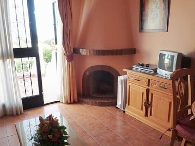 Lounge - Casa Eren 1-bed apartment Nerja - Nerja - rentals