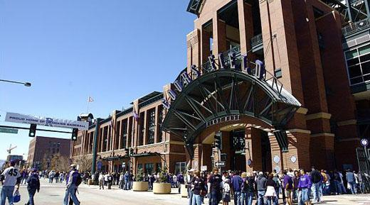 Amazing Location Across from Coors Field in LoDo - Image 1 - Denver - rentals
