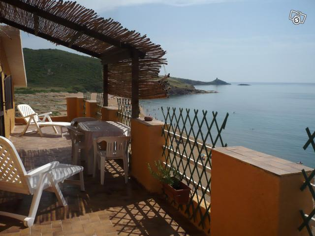 2 bedrooms sleeps -In the Villa close to the beach - Image 1 - Tresnuraghes - rentals