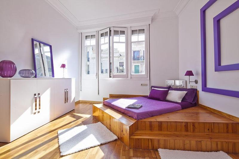 Pretty flat with cool terrace (75) - Image 1 - Barcelona - rentals