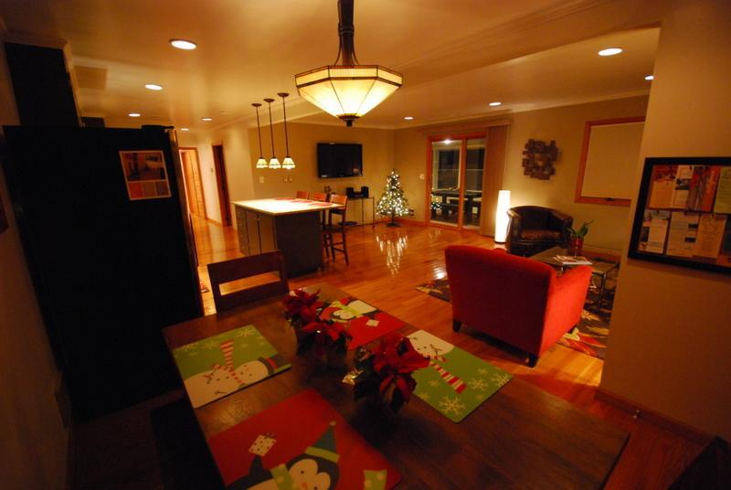 Dining Area at The Broadway Guest House - The Broadway Guest House - Granville - rentals