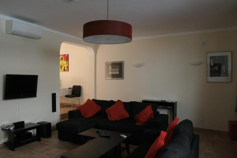 Living room - 2 Bedrooom Townhouse in  Alvor town Algarve - Alvor - rentals