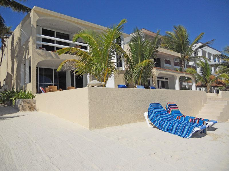 Condo Half Moon Bay in Akumal - Condo Half Moon Bay | on the beach in North Akumal - Akumal - rentals