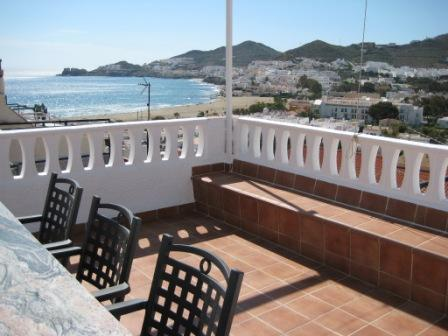 Terrace with sea view - La Joya - San Jose - rentals