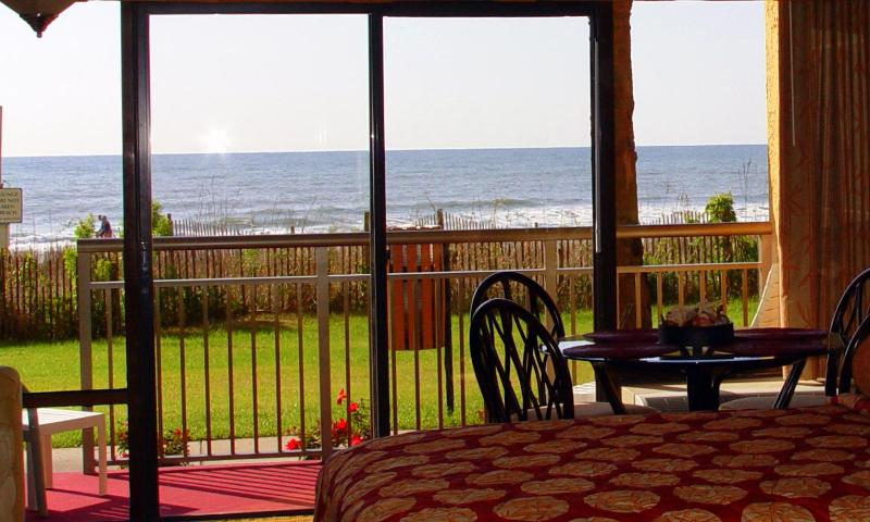 Wake Up Each Morning To Beautiful Ocean and Watch For Dolphins - The Ocean Is Right At Your Balcony Door - Myrtle Beach - rentals