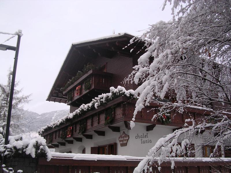 Chalet Tania - Winter View - Ski Italy Apartment in the Alps - Bormio - rentals