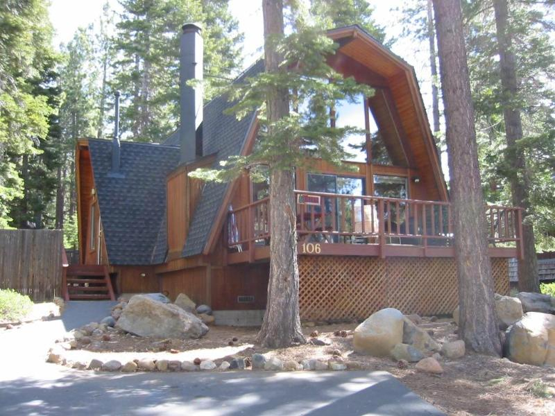 Front Summer - Dollar Point cabin, remodeled kitchen, dogs okay - Tahoe City - rentals