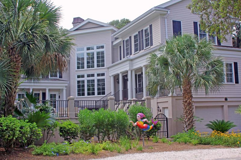 Castle by the Sea - Castle By the Sea-Luxury 7BRFamily Home w/Elevator - Hilton Head - rentals