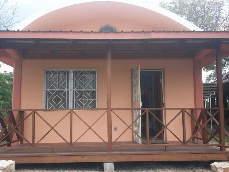 The Cottage and Deck - Eva's Budget Friendly Cottage, San Ignacio, Belize - San Ignacio - rentals