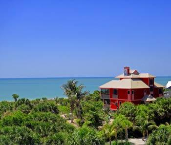 Direct Beach Front - Oceanfront, Lux 5 Bedroom, 5 Bath,PoolClub Pvt Bch - North Captiva Island - rentals
