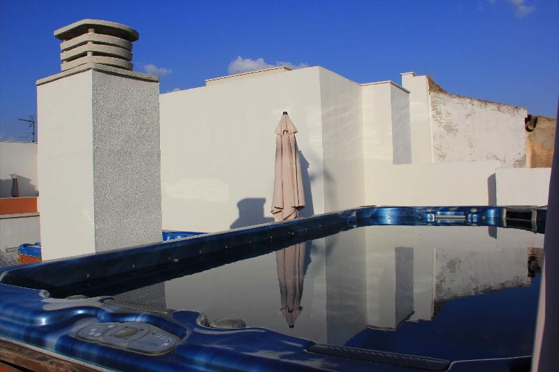 Two bedroom residence , rooftop pool WiFi - Image 1 - Seville - rentals