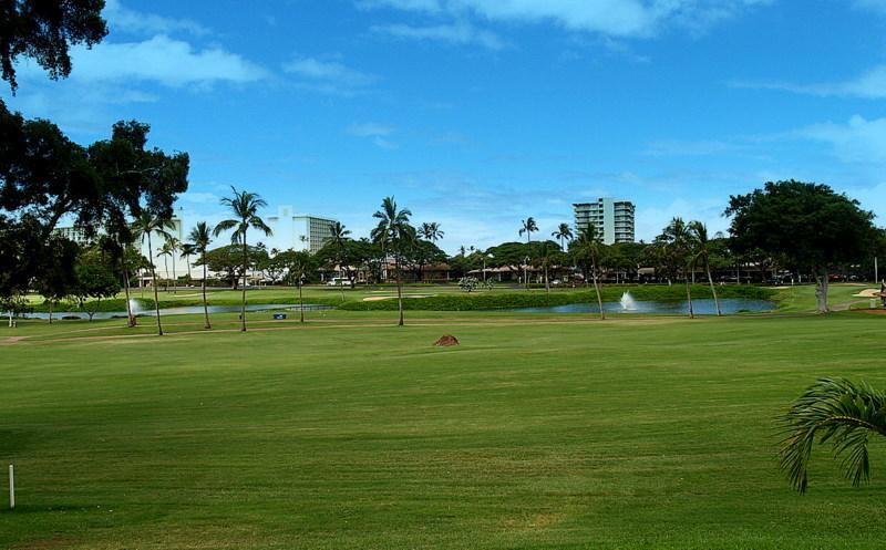 View from the Condo: Royal Kaanapali Golf Club & Whaler's Village! - 2BR Luxury Kaanapali Condo Minutes from the Beach! - Lahaina - rentals