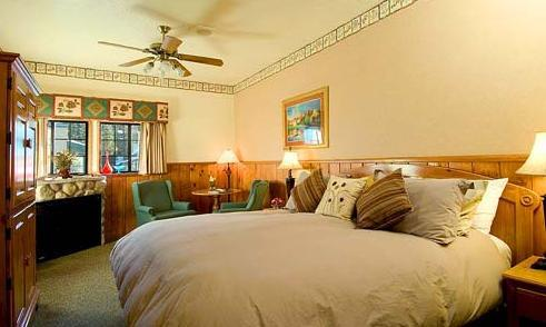 One Bedroom, King Bed and Jetted Tub - Image 1 - Mammoth Lakes - rentals